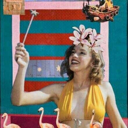 Exposición Collage: OBSESIÓN/Edward Rojas