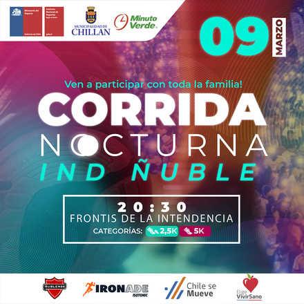Corrida Nocturna Ñuble 2019