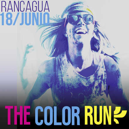 The Color Run Rancagua 2017