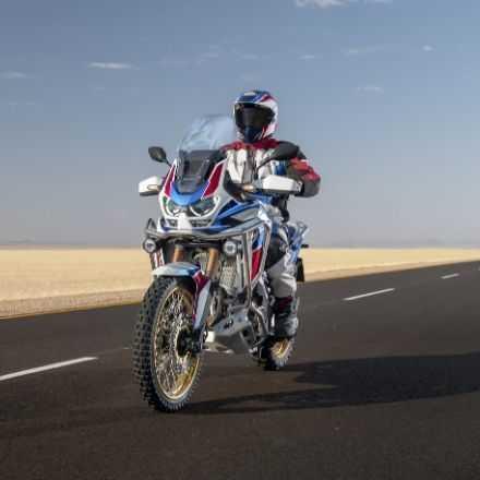 Honda Adventure Rapel - Febrero 2020