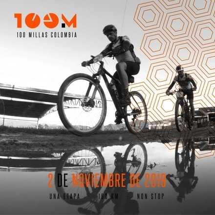 100 millas Colombia 2019