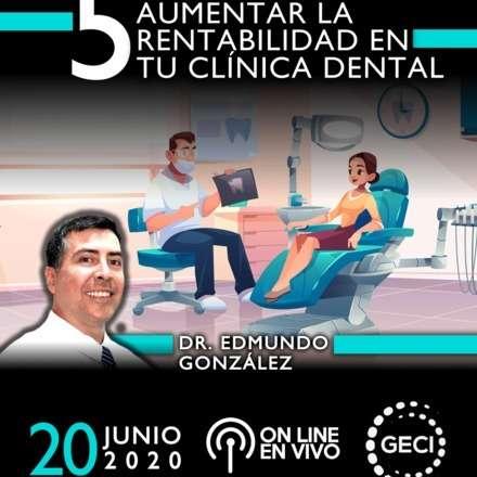 5 claves para aumentar la rentabilidad de tu Clínica Dental