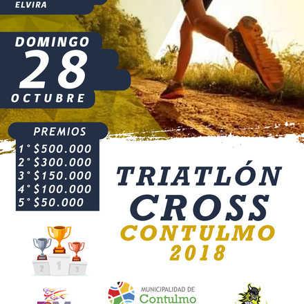 Triatlon Cross Contulmo 2018