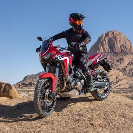 Africa Twin Challenge - Off Road Challenge