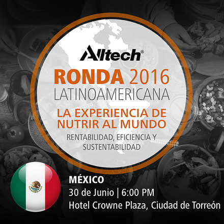 Ronda Latinoamericana 2016 de Alltech México