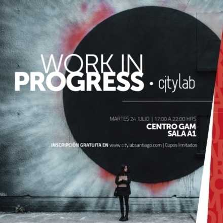 Citylab Work in Progress