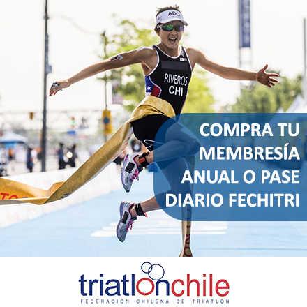 Membresias Federación Chilena de Triatlon