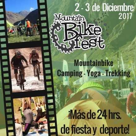 MountainBikeFest 2017          ¡Vive la experiencia!