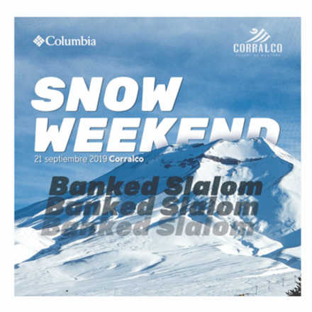 Banked Slalom - Columbia Snow Weekend - Corralco