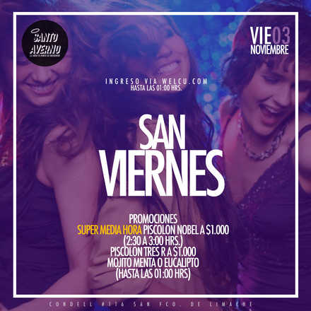 Santo Averno / San Viernes