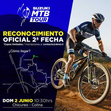 Reconocimiento 2nda Fecha Suzuki MTB Tour