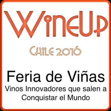 Feria de Viñas WineUp 2016