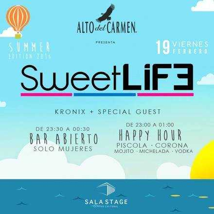 SweetLife by Alto del Carmen