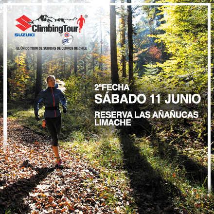 Suzuki Climbing Tour by Protein Shot 2° Fecha 2016
