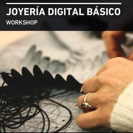 Workshop Joyería Digital Básica