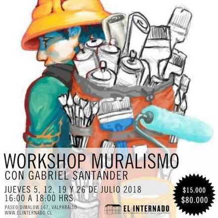 Workshop Muralismo