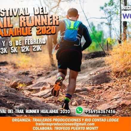 Festival del Trail Runner Hualaihué 2020