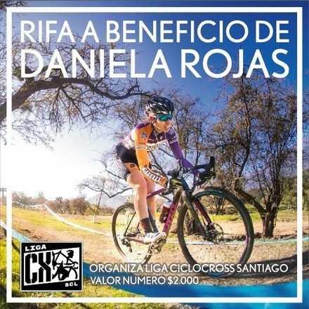 Rifa a Beneficio de Daniela Rojas