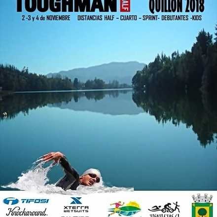 TOUGHMAN   HALF SERIES  TRIATLON QUILLON  2018