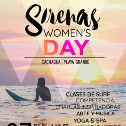 SIRENAS WOMEN´S DAY