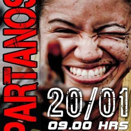 2º Espartanos Quillón 2016