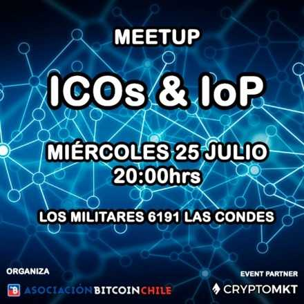 Meetup: ICOs & IoP