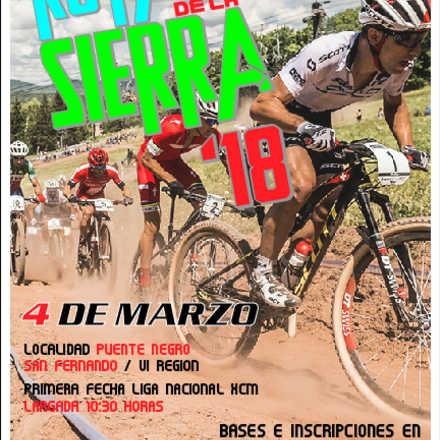 RUTA DE LA SIERRA 2018