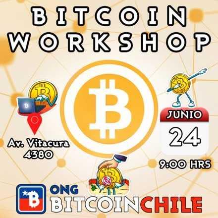 Taller Teórico Práctico Bitcoin - 24 de junio