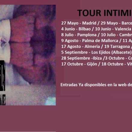 "Marckelló ""Tour Intimidad"" Benidorm"