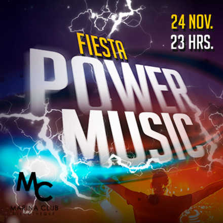 Fiesta Power Music