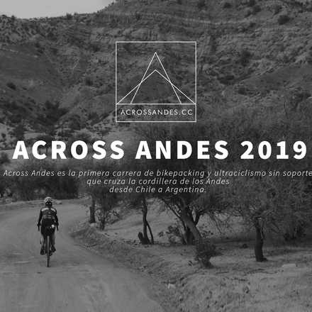 Across Andes 2019 | Preventa 02