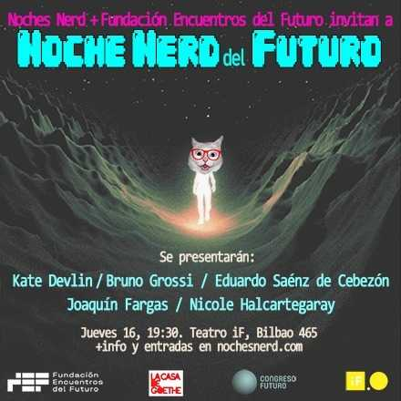 Noche Nerd del Futuro