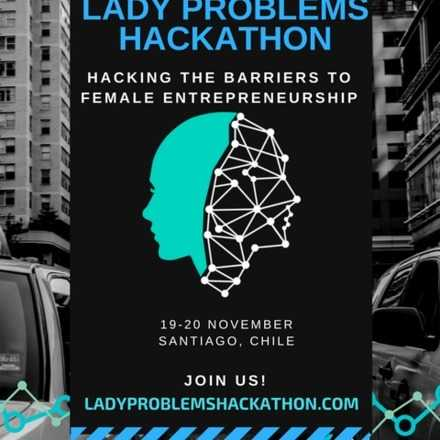 Lady Problems Hackathon - Santiago