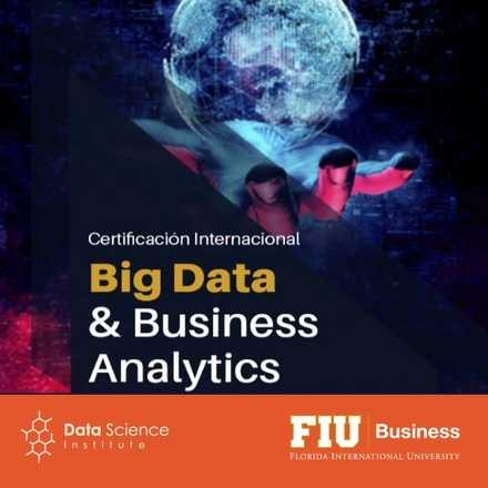 Certificación Big Data & Business Analytics - Perú noviembre 2018