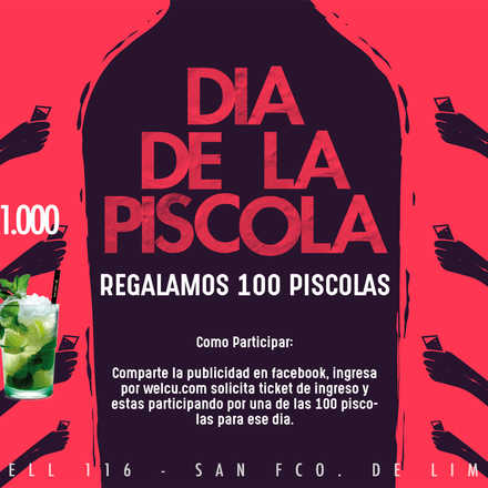 Santo Averno / Día De La Piscola