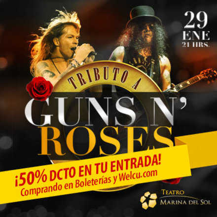 Tributo a Guns N´ Roses