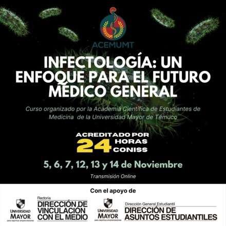 Infectología: Un enfoque para el futuro médico general (Público General Rezagados)