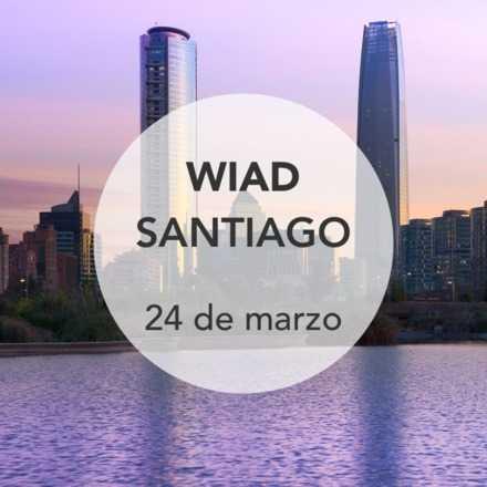 Día internacional de la AI 2018 Santiago