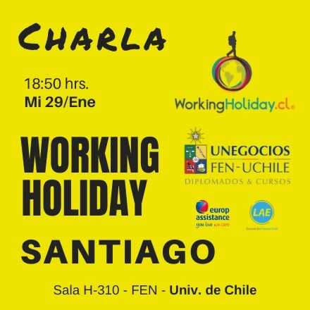 Working Holiday Visas - Camila Lazo