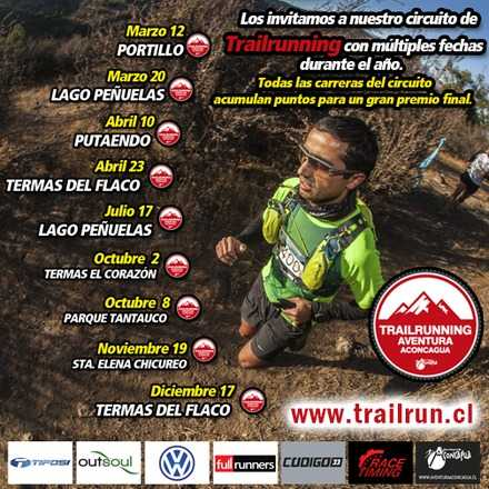 Trailrun Santa Elena - 19 de noviembre 2016