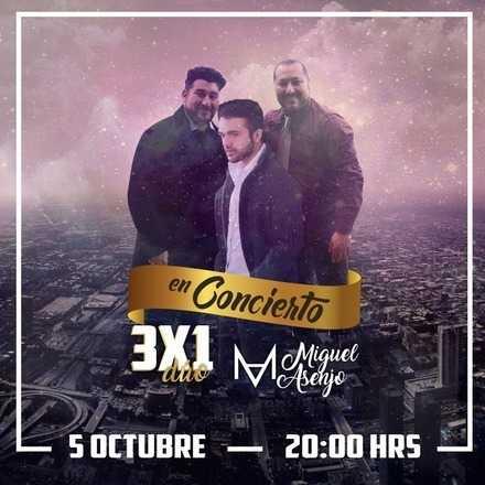 3x1 y Miguel Asenjo