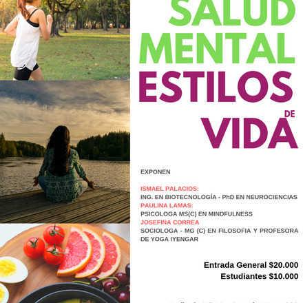 Alimentación, estilos de vida y salud mental