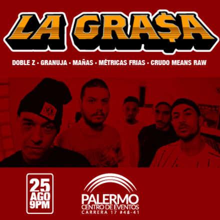 La Gra$a En Bogotá