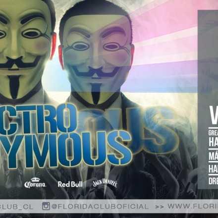Electroanonimous / Viernes 13 de Marzo