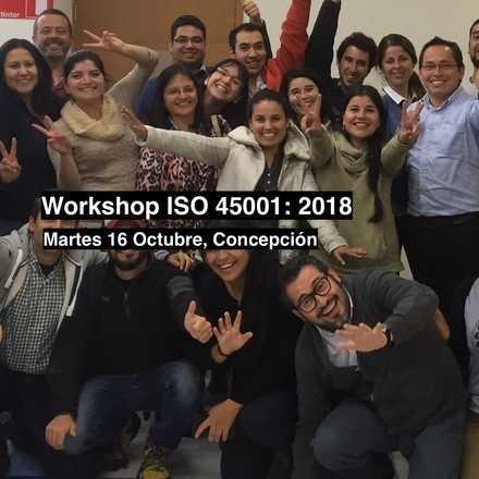 Taller ISO 45001: 2018, Interpretación y Prácticas de Implementación de Requisitos
