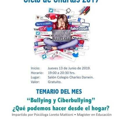 Bullying y Cyberbullying
