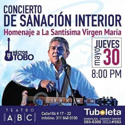 CONCIERTO DE SANACIÓN INTERIOR