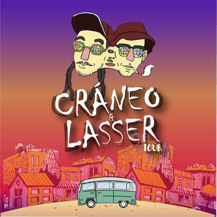 Craneo & Lasser en Medellin