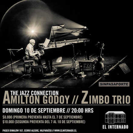 The Jazz Connection Brasil – Chile Amilton Godoy / Zimbo Trío