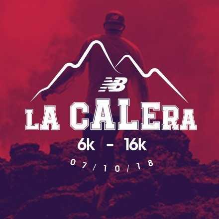 La Calera 16K-6K 2018